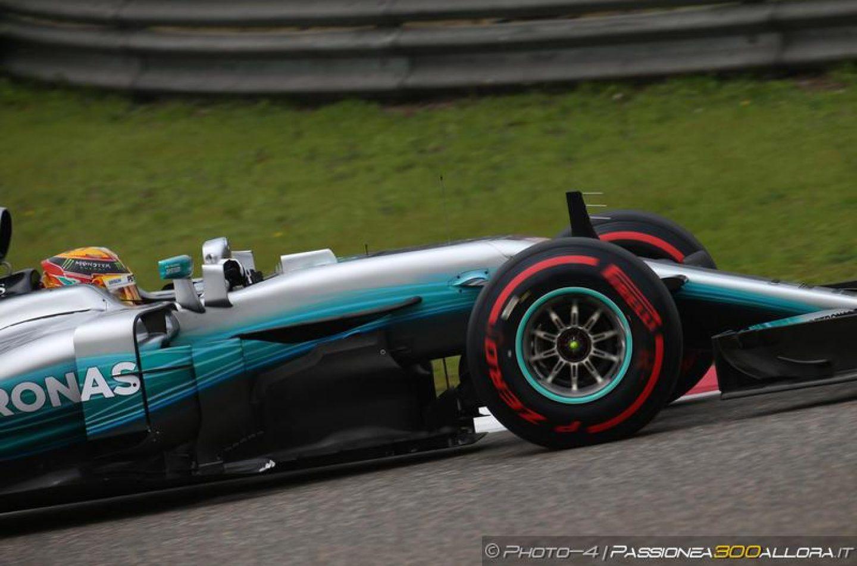 F1   GP Cina 2017, la griglia di partenza