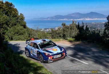 WRC   Corsica: vince Neuville, Ogier secondo tra mille problemi
