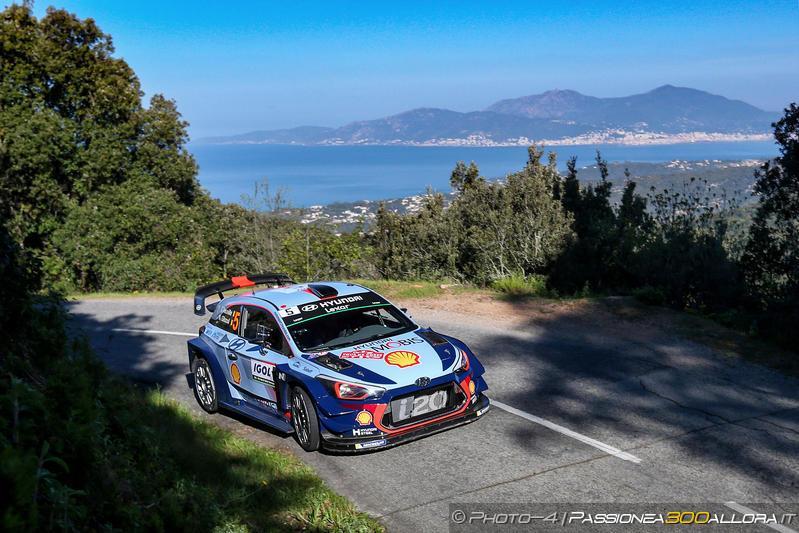 WRC | Corsica: vince Neuville, Ogier secondo tra mille problemi