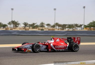 F2   Bahrain: penalità in griglia per cinque piloti
