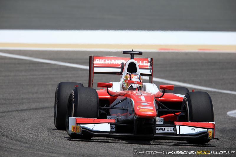 F2 | Bahrain: pole al debutto per Charles Leclerc