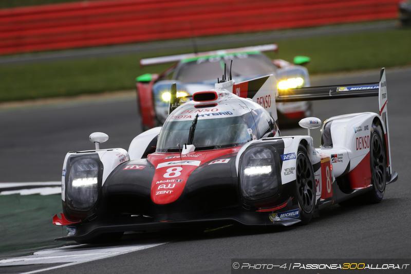 WEC | Silverstone: Toyota #8 in trionfo all'ultimo respiro