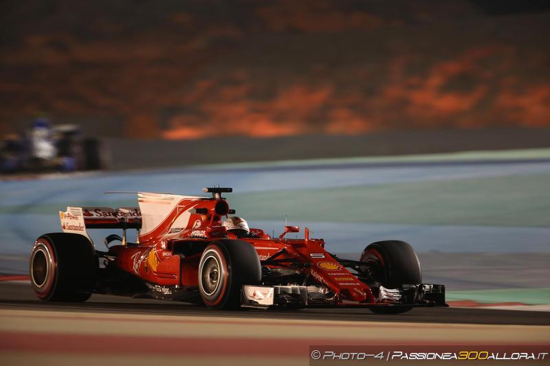 F1 | GP Bahrain: Vettel trionfa con la Ferrari a Sakhir!