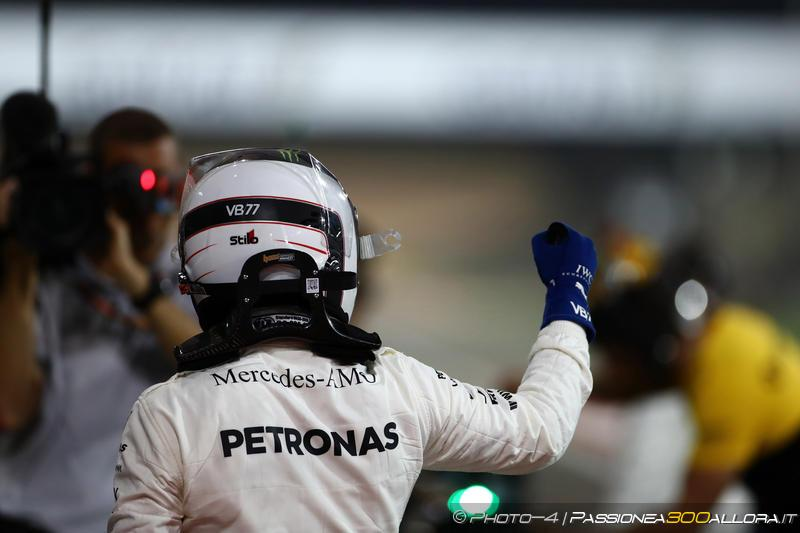 Quindi Bottas è il nuovo Rosberg?