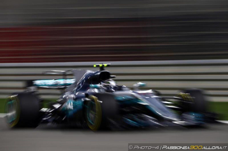 F1 | GP del Bahrain 2017, la griglia di partenza