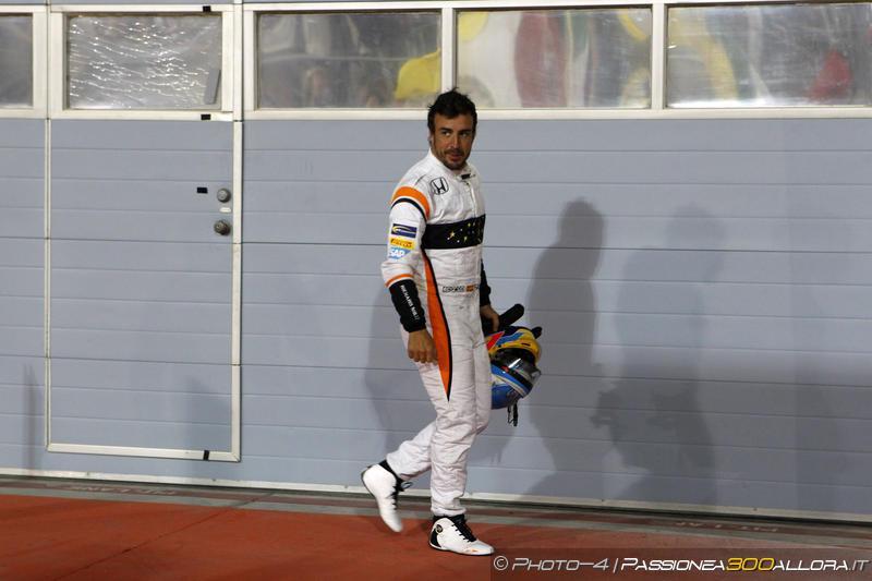 Alonso, quale via d'uscita?