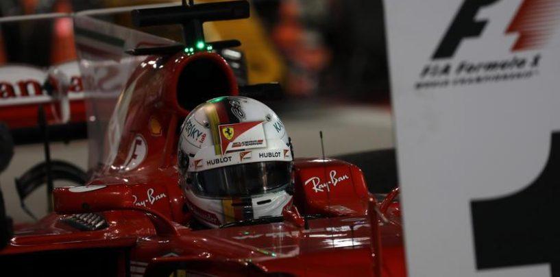"""<span class=""""entry-title-primary"""">Il tassello mancante è arrivato: è una Ferrari (per ora) da titolo</span> <span class=""""entry-subtitle"""">Dopo tre gare si può dire senza problemi: la SF70H è finalmente l'auto giusta</span>"""