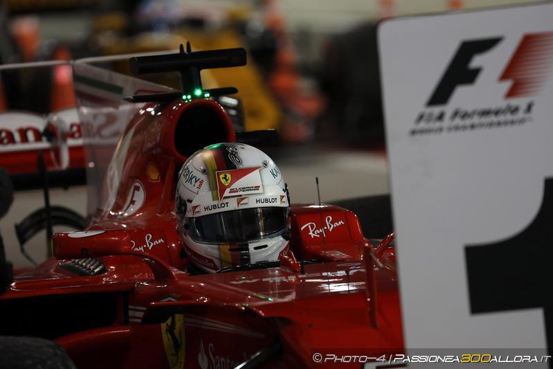 Il tassello mancante è arrivato: è una Ferrari (per ora) da titolo