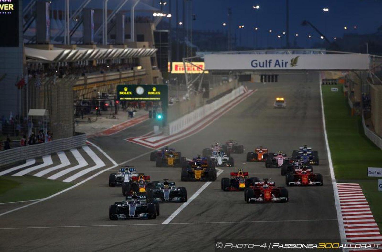 F1 | GP Bahrain 2017, ancora in crescita gli ascolti TV