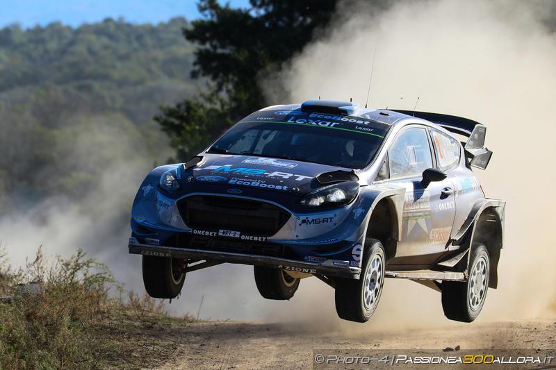 WRC   Argentina: Evans in difficoltà, Neuville e Tänak recuperano
