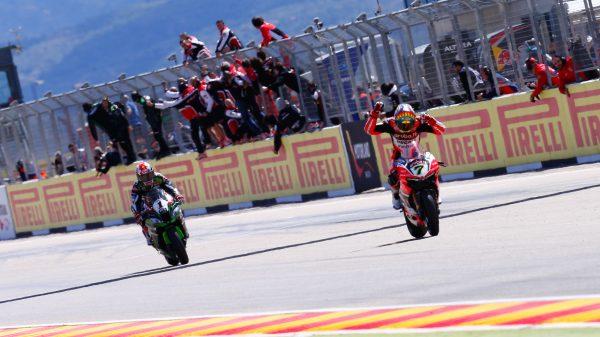 SBK | Davies e Ducati rompono l'egemonia di Rea