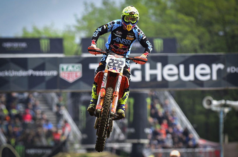 MXGP   Cairoli vince in Trentino!