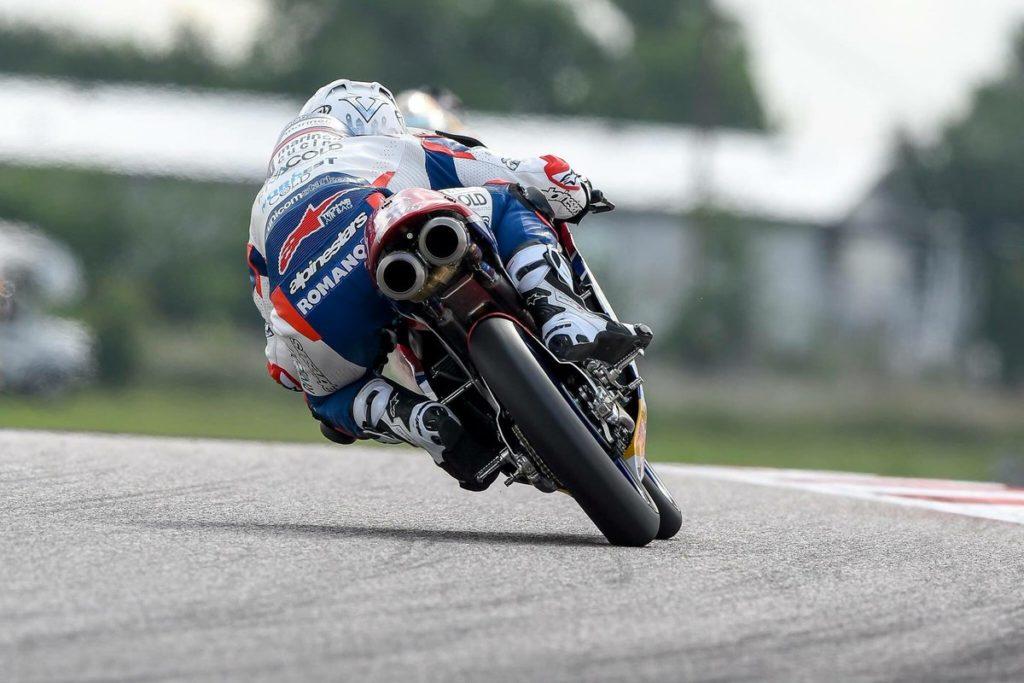 Moto3 | Austin: Canet sbaglia, Fenati domina