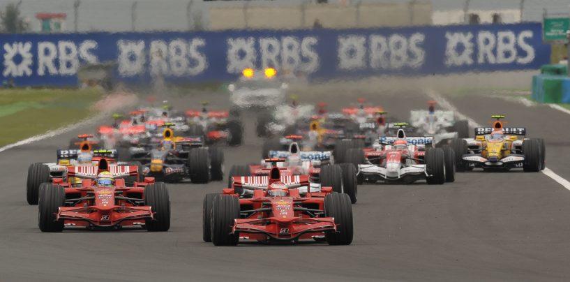 """<span class=""""entry-title-primary"""">Quanto tempo è passato?!</span> <span class=""""entry-subtitle"""">L'ultima prima fila Ferrari era di quasi dieci anni fa. Ma davvero?</span>"""