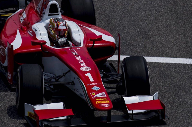 F2 | Leclerc stravince Gara 2 con pit stop. Ghiotto ottimo 2°