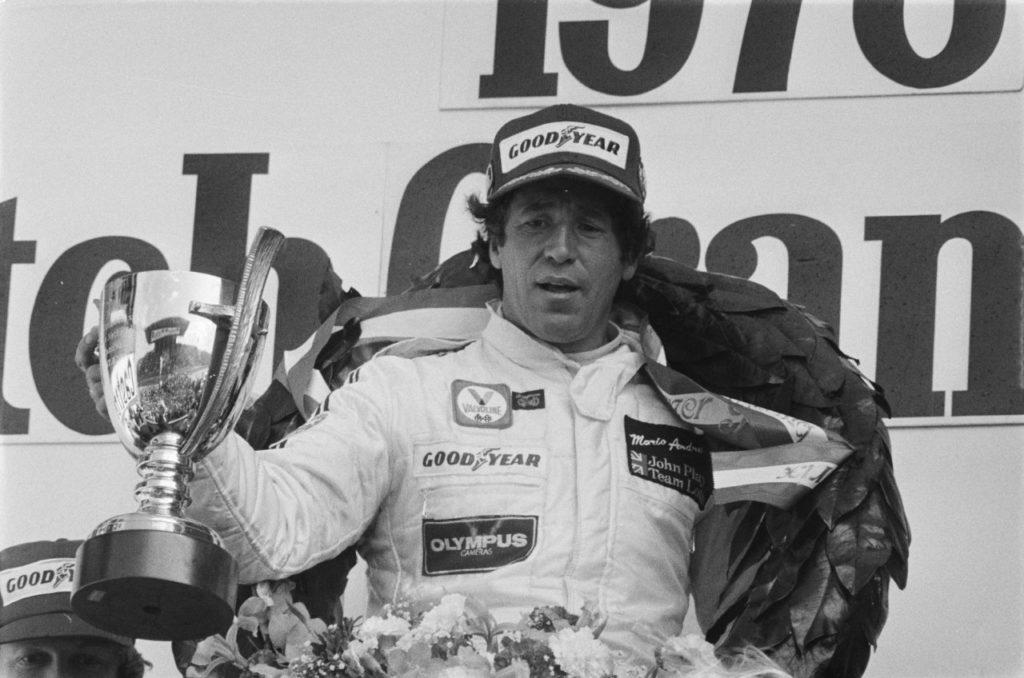 Campioni per sempre | Mario Andretti, l'eroe dei due mondi