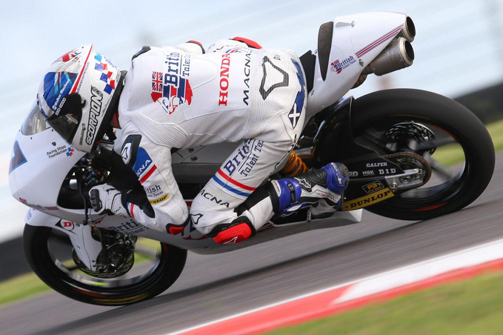 Moto3 | Argentina: McPhee in pole, seconda posizione per Bulega