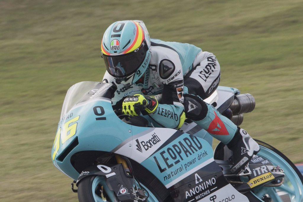 Moto3 | GP Francia, Mir vince su Canet e Di Giannantonio dopo una maxicaduta