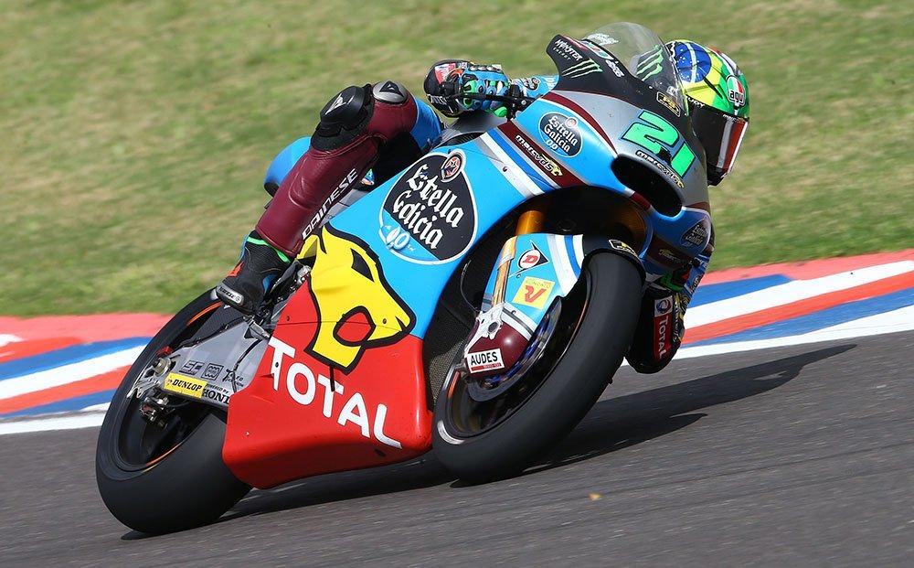 Moto2 | Austin: Morbidelli mette anche la terza, Lüthi e Nakagami sul podio