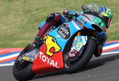 Moto2   Austin, Morbidelli in pole su Pasini! Marquez 3°