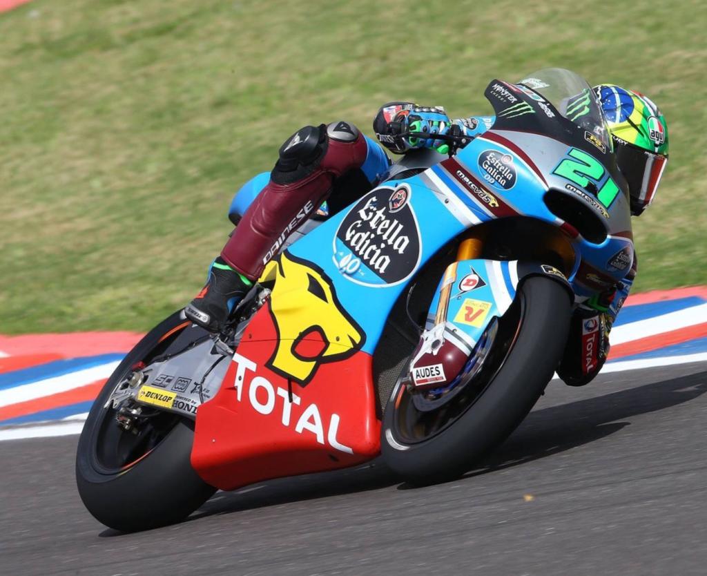 Moto2 | Austin, Morbidelli in pole su Pasini! Marquez 3°