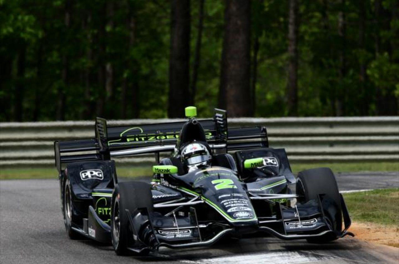 Indycar | Barber: la sorte contro Power, ne approfitta Newgarden