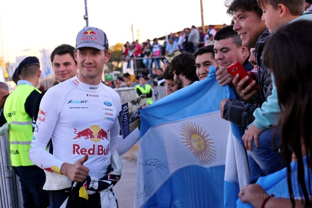 WRC | Argentina: Ogier il più veloce a Córdoba