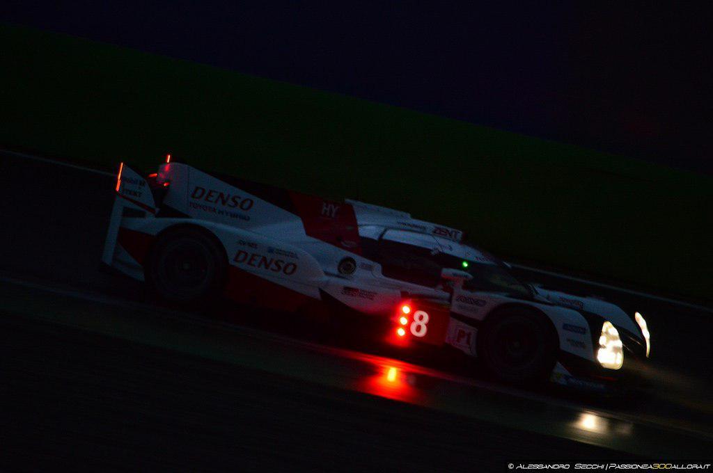 WEC | Toyota leader nei test di Monza