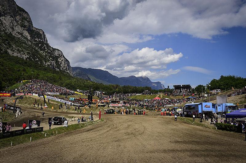 MXGP | P300 al GP del Trentino!
