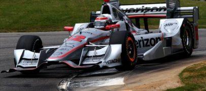 Indycar   Barber: Power in pole nella tripletta Penske