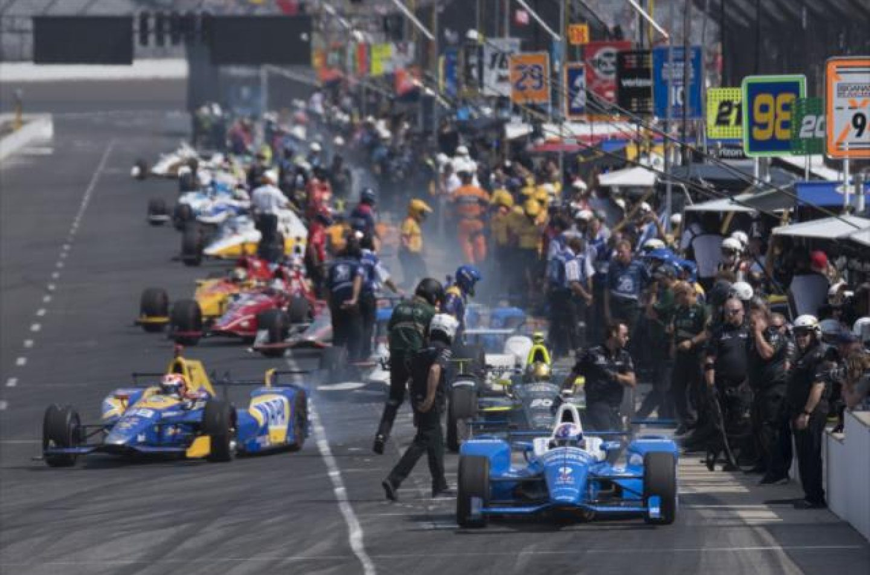 Indycar   L'analisi dei passi gara sulla base delle prove di lunedì