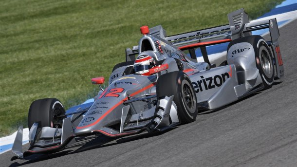 Indycar | Power domina il GP sullo stradale di Indianapolis