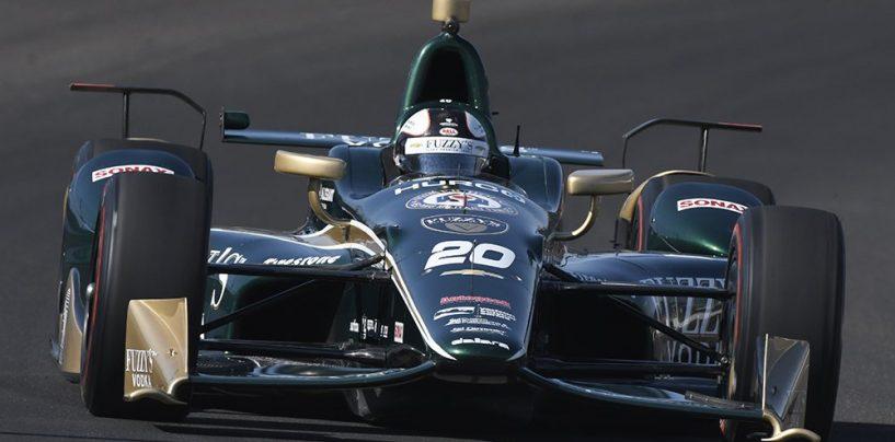 """<span class=""""entry-title-primary"""">Indycar   Carpenter il più veloce nel terzo giorno di prove ad Indianapolis</span> <span class=""""entry-subtitle"""">Giornata vanificata dal vento forte, pochi chilometri per tutti</span>"""