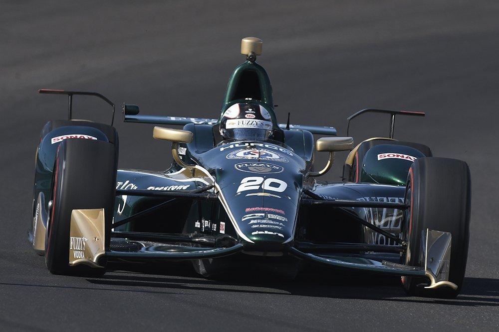 Indycar | Carpenter il più veloce nel terzo giorno di prove ad Indianapolis