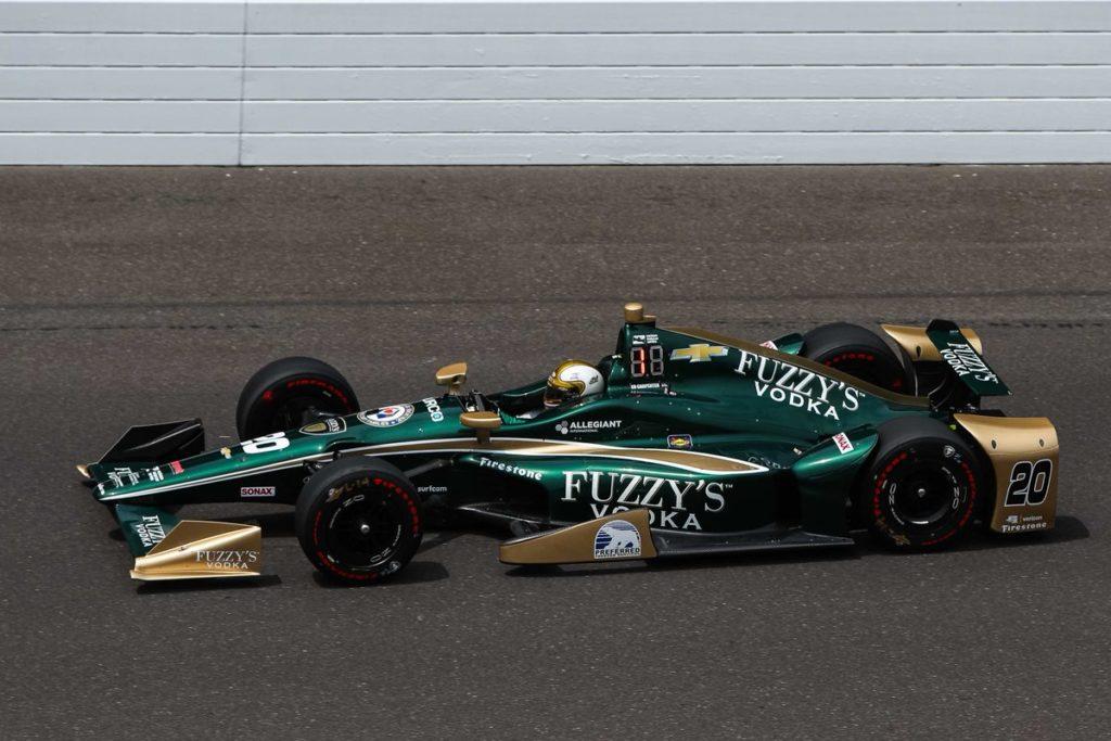 Indycar | Pole provvisoria per Carpenter ad Indianapolis