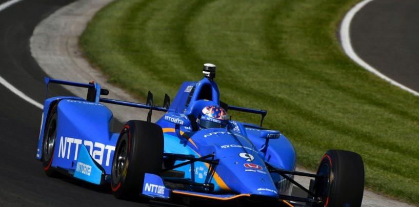"""<span class=""""entry-title-primary"""">Indycar   Dixon in pole ad Indianapolis. Alonso 5°</span> <span class=""""entry-subtitle"""">Carpenter e Sato completano la prima fila</span>"""