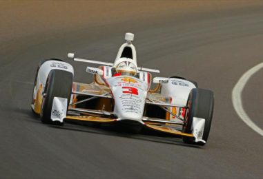Indycar | Castroneves primo nel Carb Day