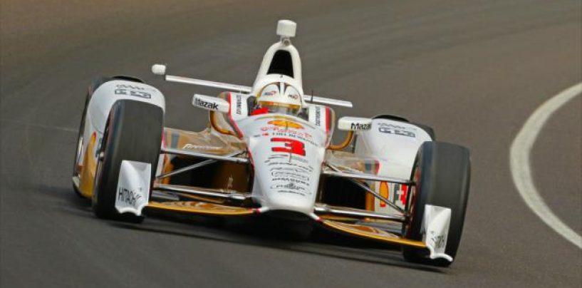 "<span class=""entry-title-primary"">Indycar   Castroneves primo nel Carb Day</span> <span class=""entry-subtitle"">Honda rompe un altro motore con Hinchcliffe</span>"