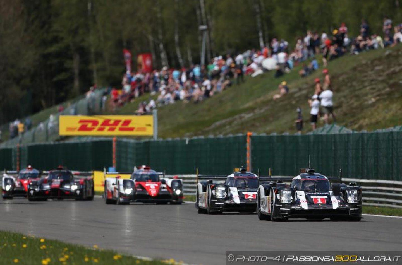 WEC   6h di Spa-Francorchamps 2017 - Anteprima