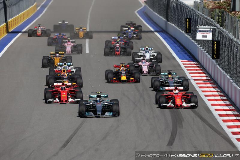 F1 | Gli orari ufficiali (e posticipati) delle 21 gare 2018