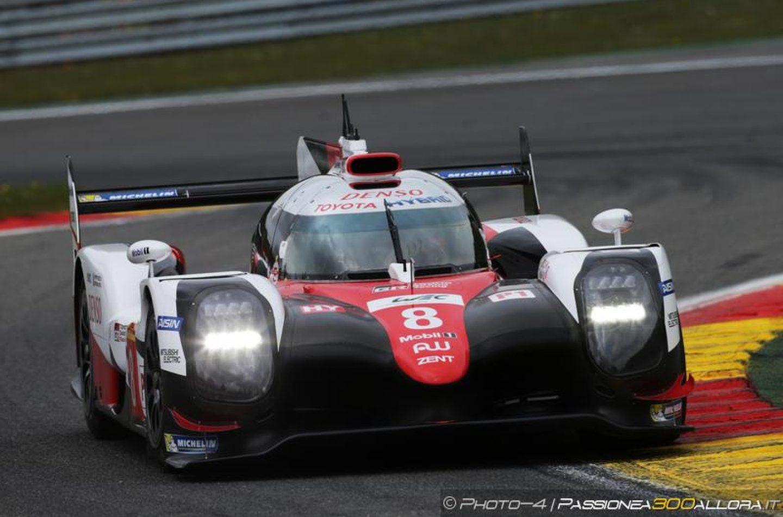 WEC | Spa-Francorchamps: doppietta per Toyota e Ferrari