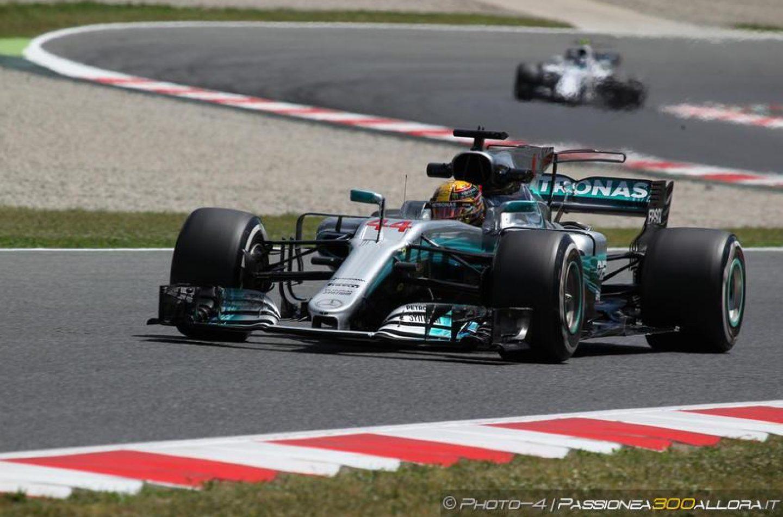 F1 | GP di Spagna, la gara dei primi dieci
