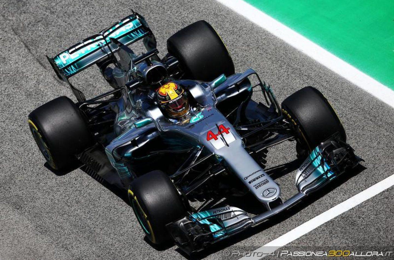 Che la Mercedes non creda più in Hamilton?