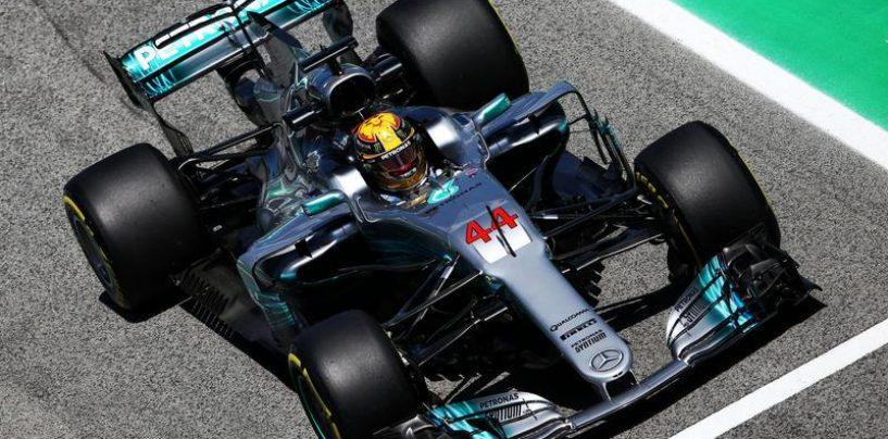 "<span class=""entry-title-primary"">F1 | GP Austria, FP1: Hamilton davanti a tutti con la Mercedes</span> <span class=""entry-subtitle"">Verstappen divide le due Frecce d'Argento, 4° Vettel e 6° Raikkonen</span>"