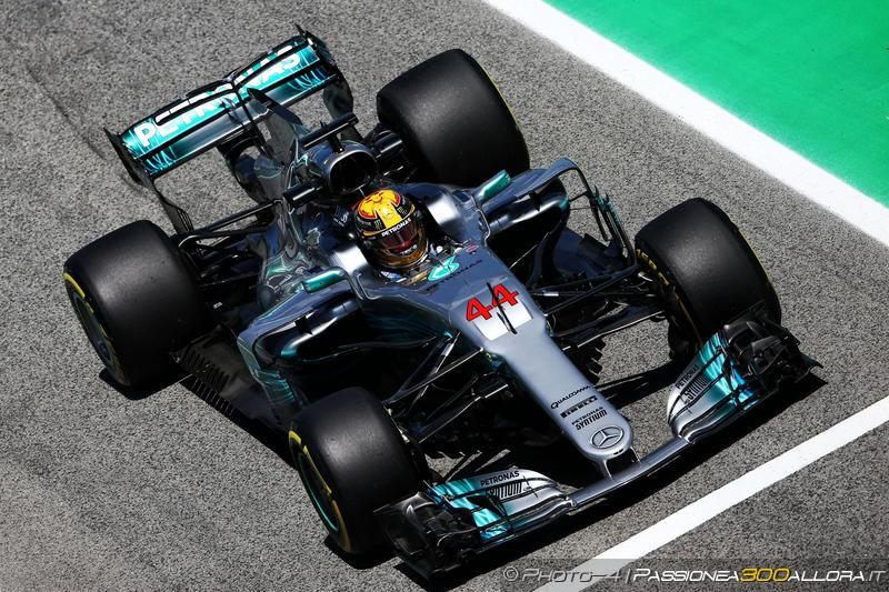 F1 | GP Austria, FP1: Hamilton davanti a tutti con la Mercedes