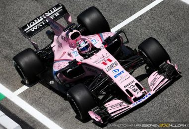 F1 | Sergio Perez confermato in Force India nel 2018