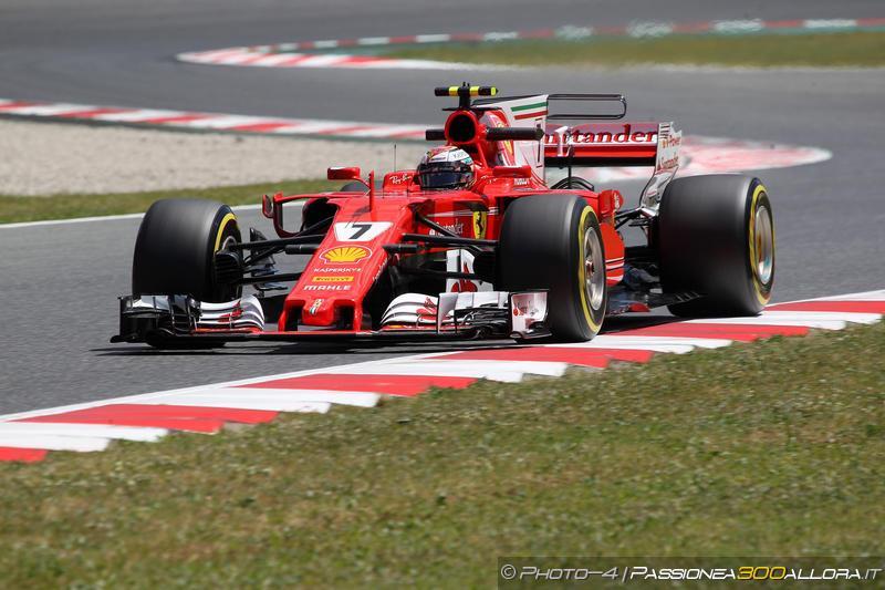 F1 | GP Spagna, FP3: Kimi ok, problemi per Bottas e Vettel