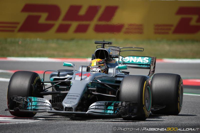 F1 | GP Spagna, qualifiche: Hamilton in pole su Vettel e Bottas