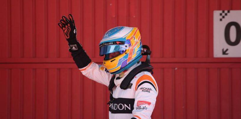 """<span class=""""entry-title-primary"""">Alonso: una questione di """"piede""""</span> <span class=""""entry-subtitle"""">L'ennesima dimostrazione di grande talento del pilota spagnolo</span>"""