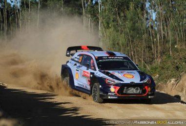 WRC | Portogallo: Ogier mantiene il comando al termine della seconda tappa